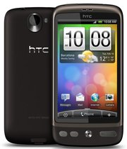 HTC Desire HD смартфонов Черный