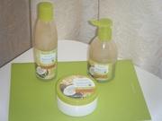 Продаю набор  Пшеница и кокос от Oriflame