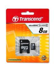 MicroSD 8GB 4 Class 90тыс