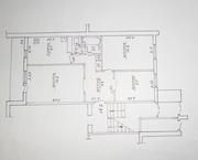 3-х комнатная квартира в коренях срочно