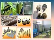 Установки электролитно-плазменного полирования УПП 6-500