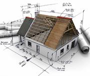 Проект для строительства дома,  и смета для получения кредита!