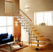 Лестницы для дома,  офиса и дачи