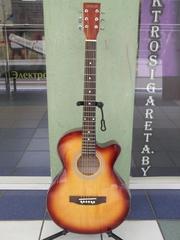 Акустическую фолк-гитару VARNA J-001(малое джамбо)