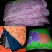 Матрац,  подушка и одеяло. Доставка от производителя.