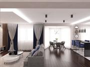 Дизайн-проект  интерьера и ремонт квартир,  домов, коттеджей в Минске